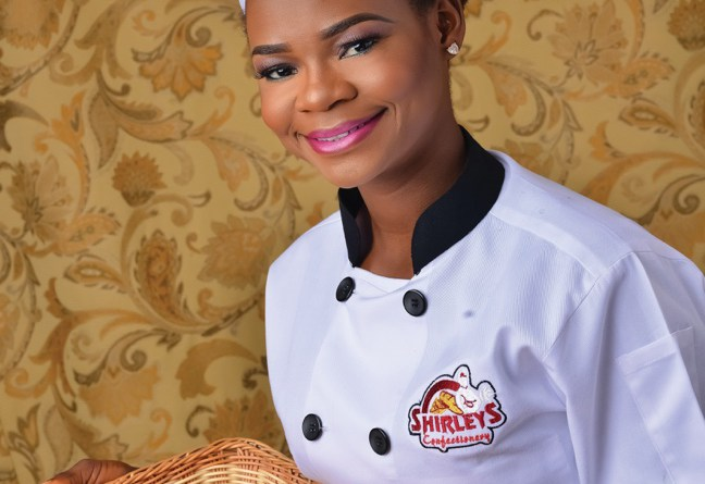 CAPTIVATING! Olajumoke Models For Shirley's Bakery – PHOTOS