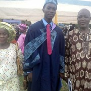 Security guard's son emerges the best graduating student, LASU