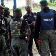 Police arrest Sergeant for robbery in Lagos