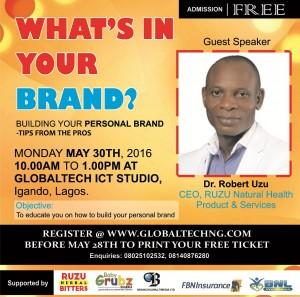 Personal brand seminar