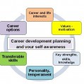 Career Development Planning Tips: infographic