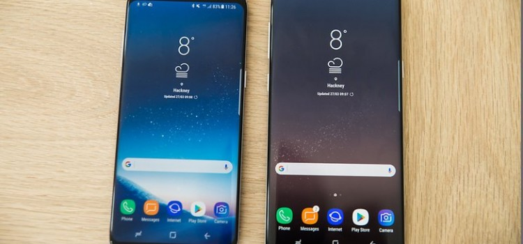 Samsung begins pre-order for Galaxy S8, S8+
