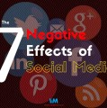 How social media affects lives and society negatively