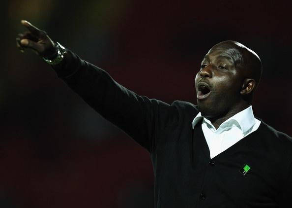 Super Eagles: NFF appoints Siasia interim Head Coach, Amuneke as assistant