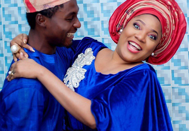 Toyin Aimakhu Sends Message To Ex Hubby