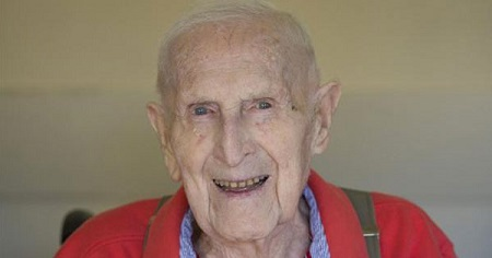 This 103-year-old Priest Now Seeking a Woman to Lose His Virginity to Before He Dies (Photos)