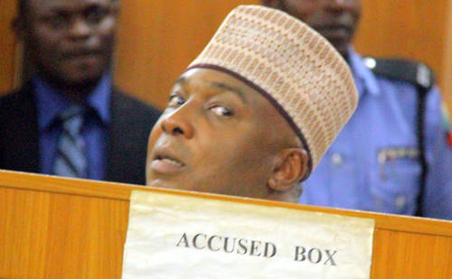 BREAKING: Judge Withdraws From Bukola Saraki's Suit To Stop Trial