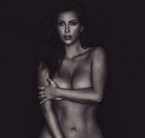 Kim Kardashian fires back at 'nude critics'-I'm allowed to be sexy,be you and let me be me