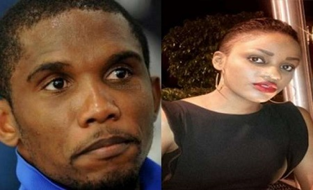 Samuel Eto'o Sends Ex-Girlfriend to Jail for Stealing His Watch (Photos)