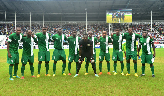 Nigeria's hopes of qualifying for AFCON 2017 reduces as Chad pulls out