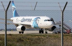 Man hijacks flight just to see his ex-wife!