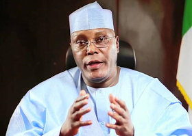 Real wealth is not a measure of how much money we have, its a measure of how healthy we are- Atiku