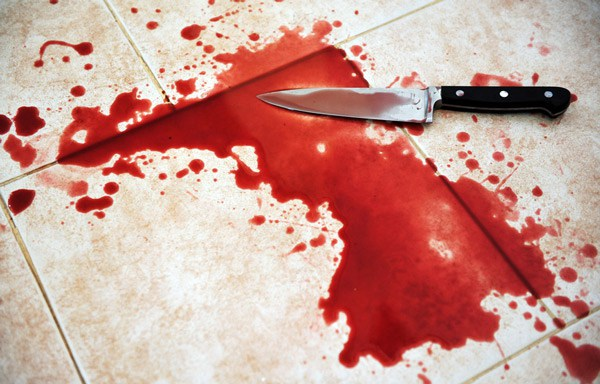 Man stabs friend to death for sleeping with his wife.