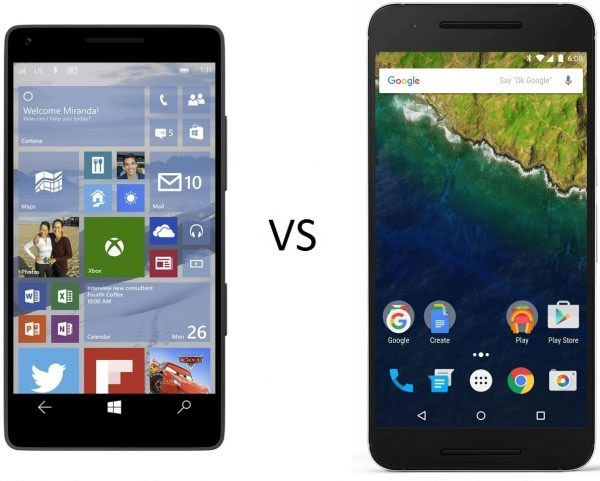 Android Phone vs  Windows – An in depth comparison