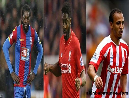 Odemwingie, Toure, Adebayor Released; Chelsea To Retain 82 Players