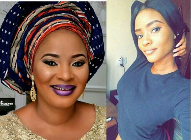 'What my mother told me the day she died' – Moji Olaiya's daughter