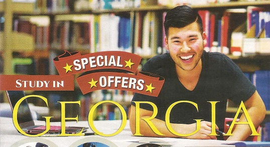 ANOTHER SPECIAL OFFER: Study in Georgia