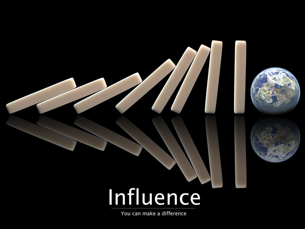 The secret to gaining influence
